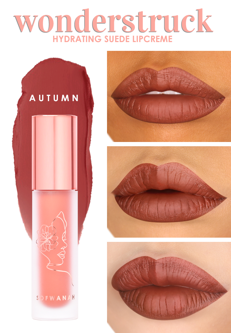 [NEW] Wonderstruck Lipcreme Autumn